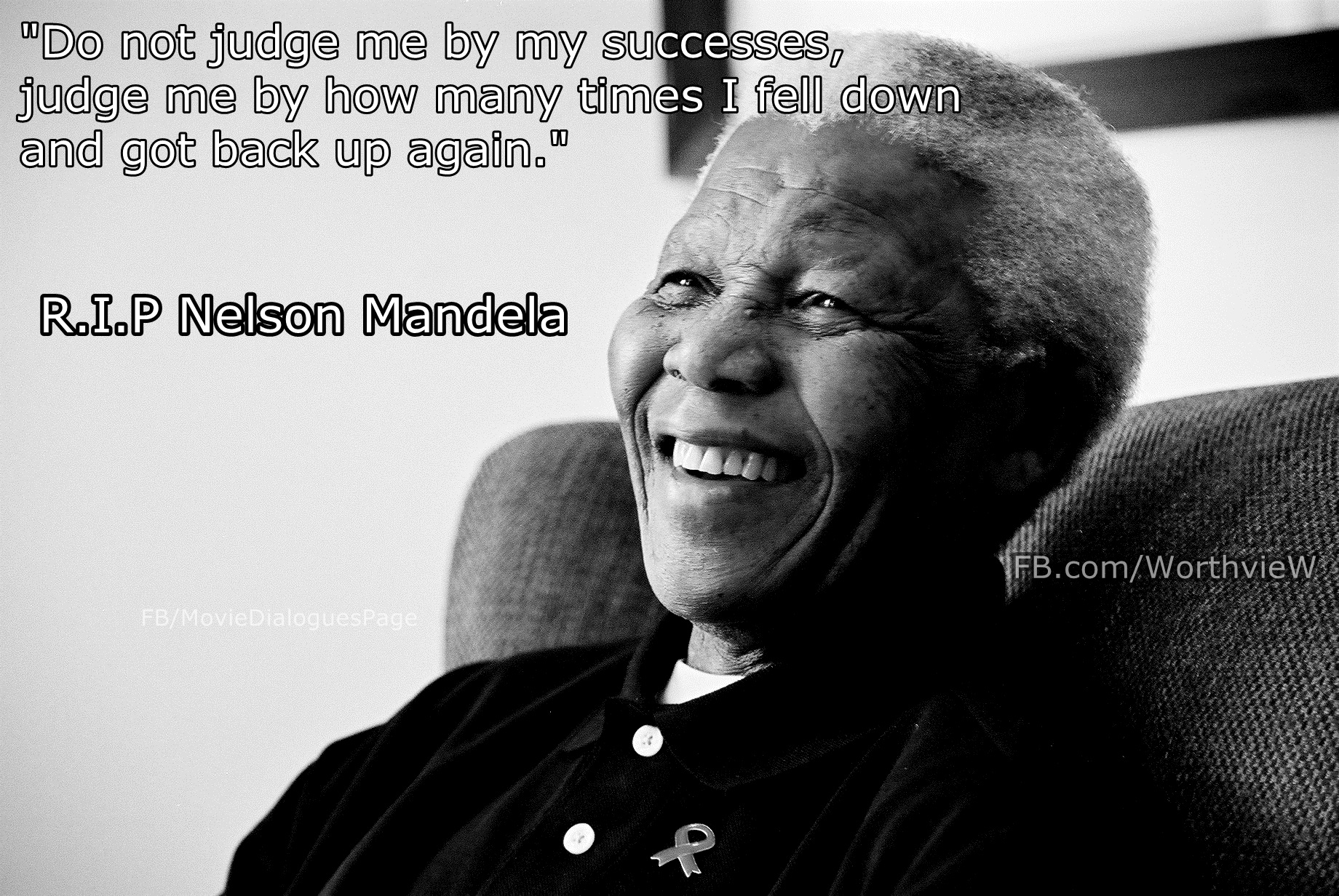 Mandela Quotes About Love 20 Inspirational Quotes Of Nelson Mandela  Worthview