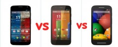 Moto G vs Moto E vs Moto X: Choose the best phone in your budget