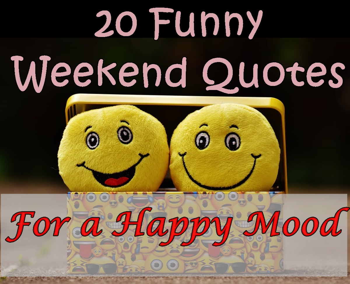 20 Funny Weekend Quotes with Gifs For a Happy Mood - WorthvieW