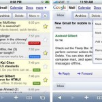 New engine for iPhone and Android-powered devices in Gmail