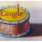 Happy 12th Birthday Google !