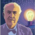 Thomas A. Edison Inspirational Quotes