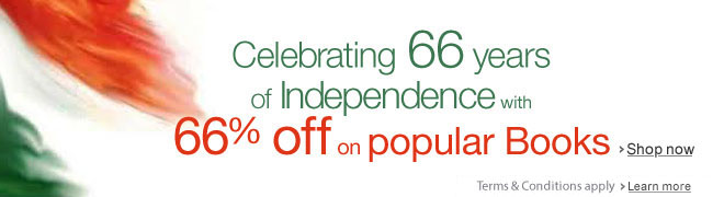Independence Day offers from Amazon India