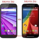 Comparison – Moto G (3rd gen) vs Moto G (2nd gen)