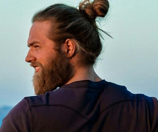 man-bun-hairstyle