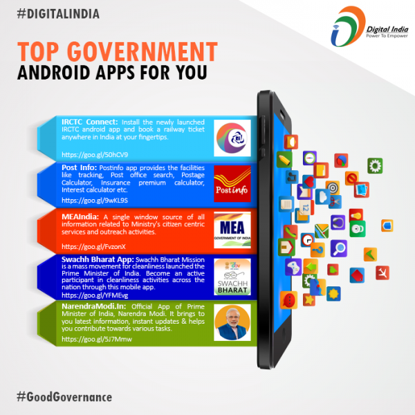 Top-Government-android-apps