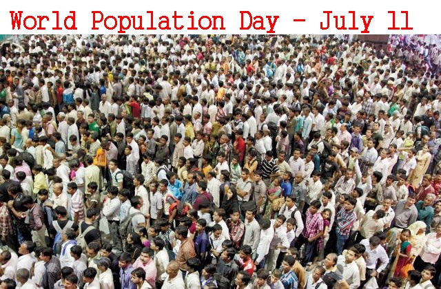 essay world population day