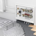 hydronic heating warm house