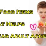 10 Food Items That Helps Clear Adult Acne