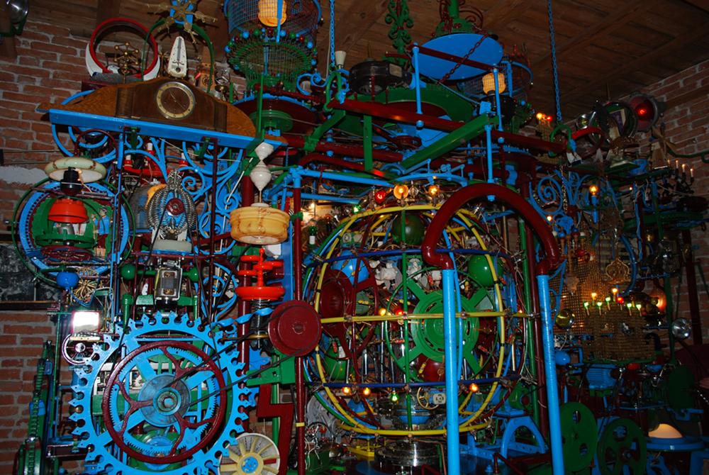 Franz Gsellmann's Weltmaschine