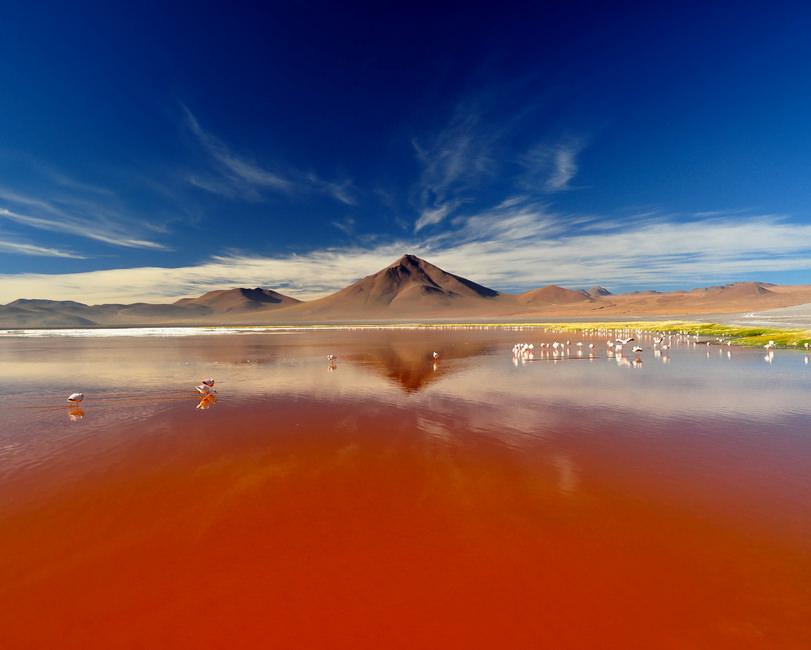 The Lake Of Blood, Bolivia