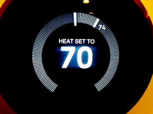 A Smart Thermostat
