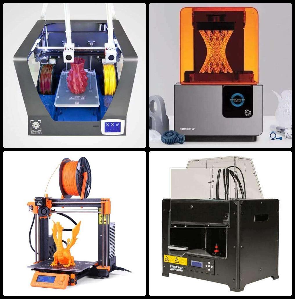 Top 10 Best 3D Printers Of 2017
