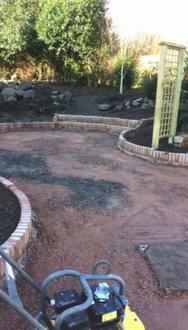 Building-gravel