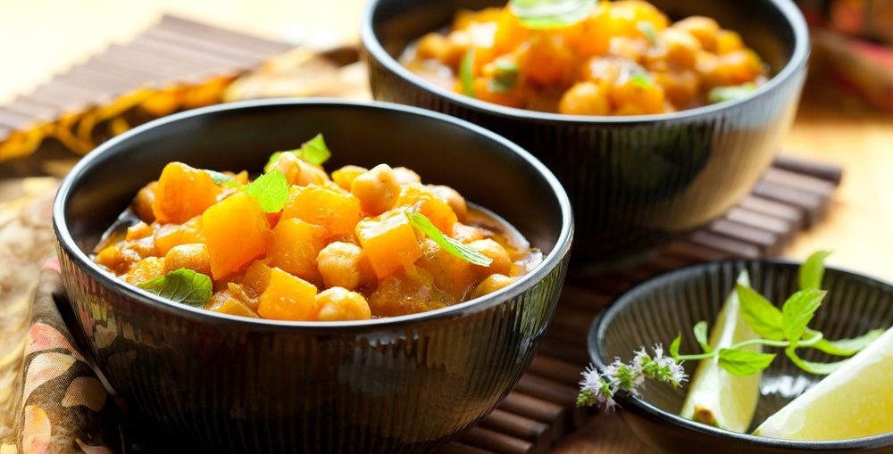 Pumpkin and Chickpeas Curry_1