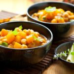 Pumpkin and Chickpeas Curry: A Vegetarian Dish You'll Love