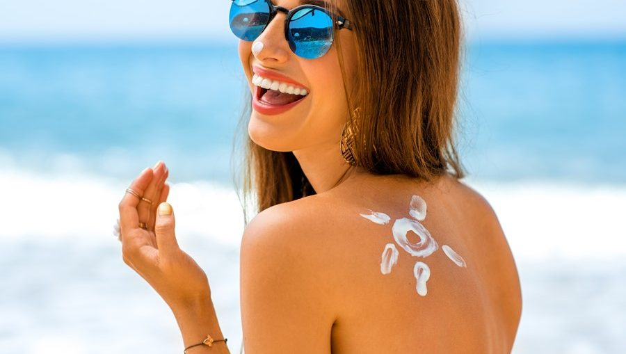 Sunscreen As Your Makeup