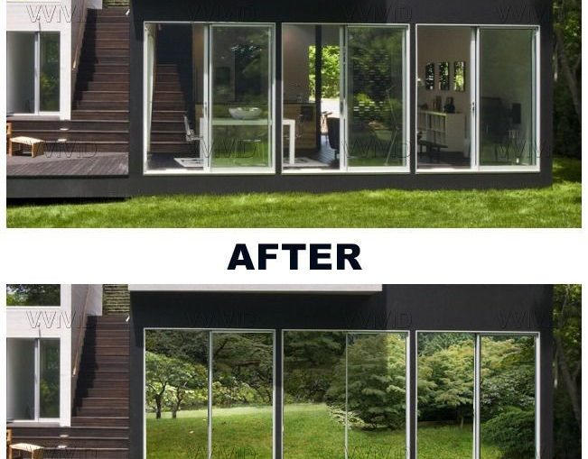 Why Use Window Film Here Are Some Advantages Of Using Window Films Fascinating Interior Window Tinting Home Property