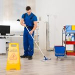 Benefits of a Well-Stocked Cleaning Trolley