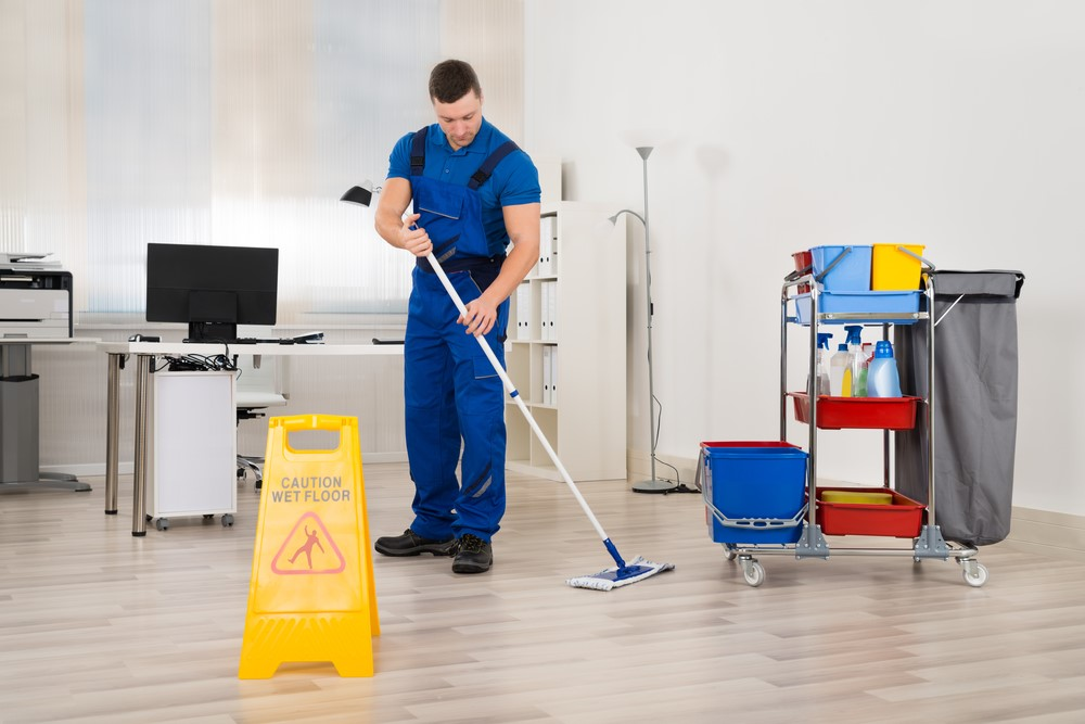 Benefits Of A Well Stocked Cleaning Trolley Worthview