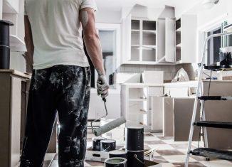 Modernise Your Worn Kitchen