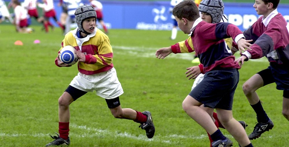 Tackling in Rugby - Is It Safe for Schools