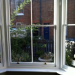 Four repair and maintenance tips to keep your wooden sash windows and doors in top condition