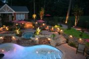 Outdoors Landscape Lighting