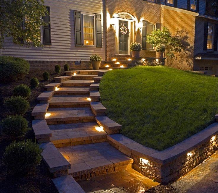 lighting outdoor space