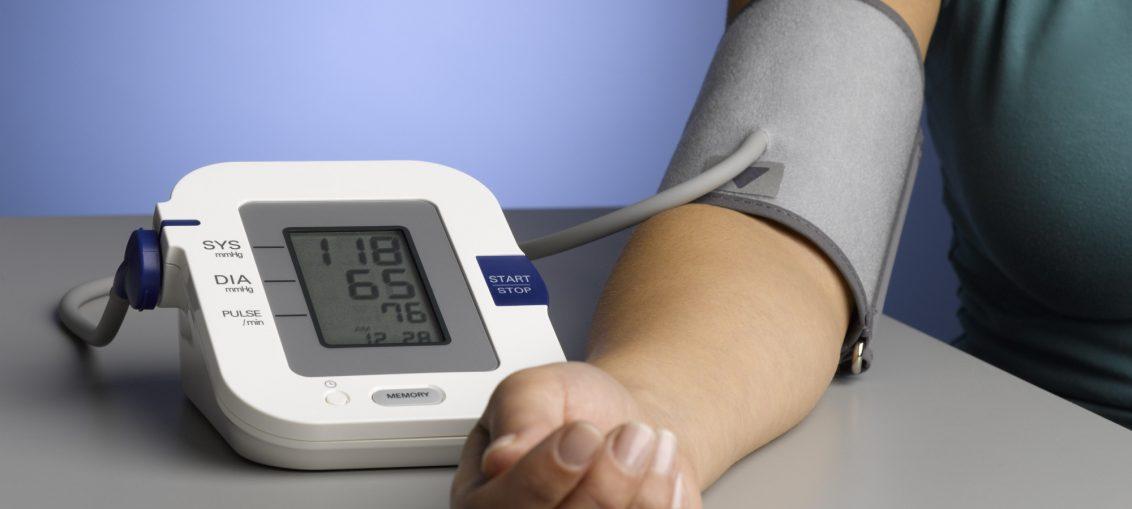 Home Blood Pressure Machine