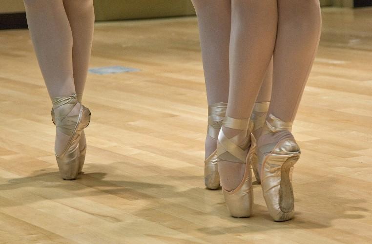 Ballroom-shoes