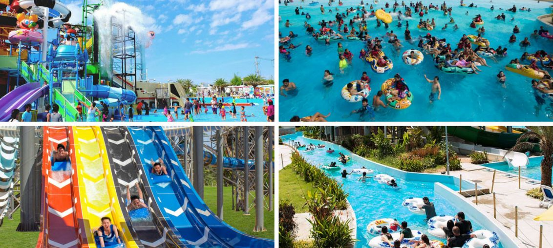 Water parks near / Fitness epping