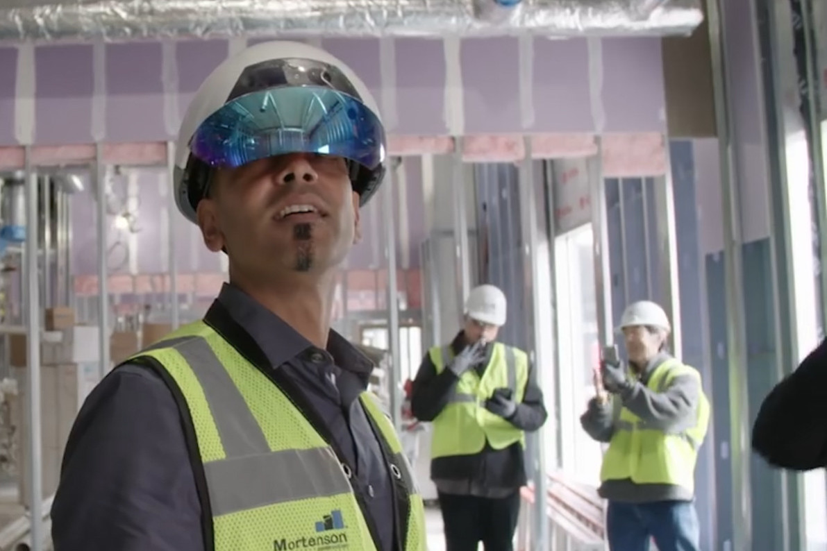 Smart Wearables Are Changing The Construction Industry