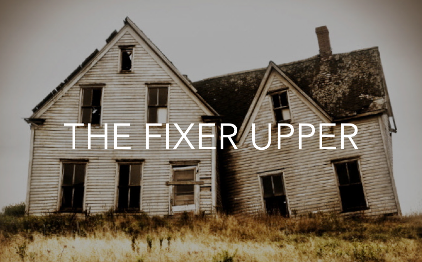 How to make a fixer upper work for you worthview for How does fixer upper actually work