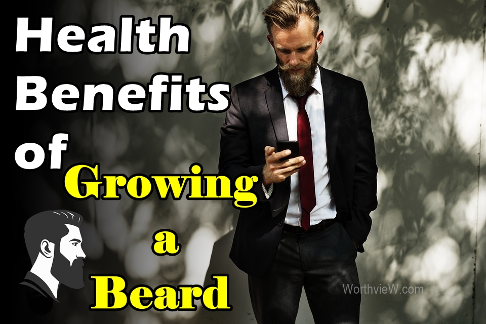 health benefits of beard