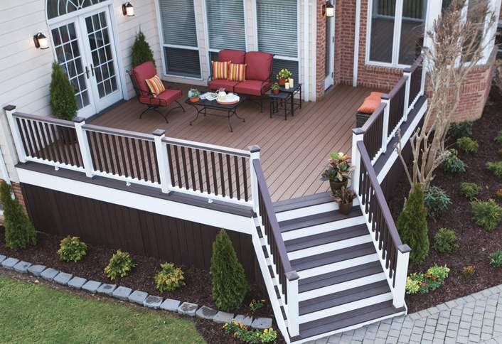 How To Design And Build A Deck For Your Home - WorthvieW