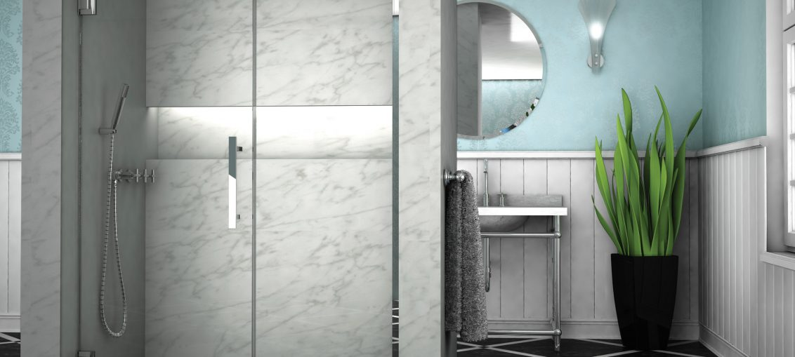 4 Most Popular Types Of Glass Shower Doors Worthview