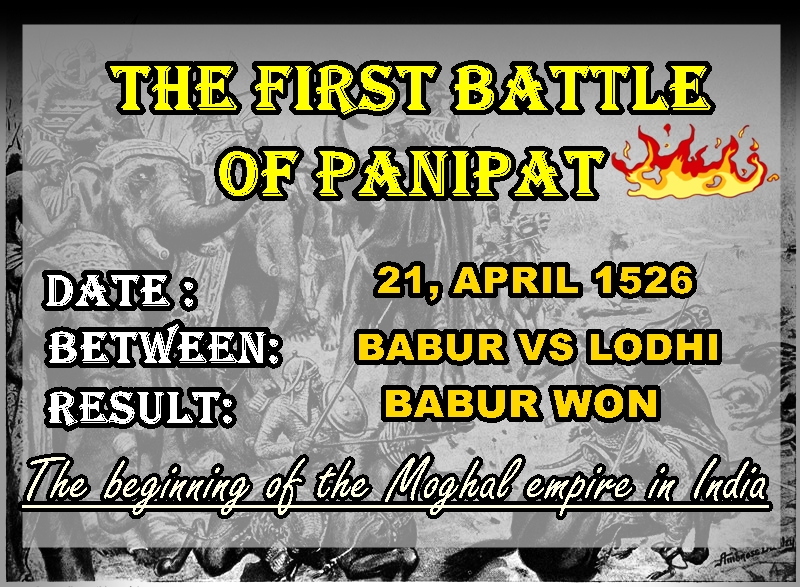 first-battle-panipat-results