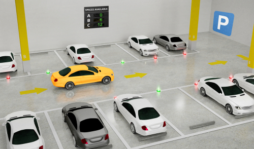 4 Benefits of Parking Management System to a Business - WorthvieW