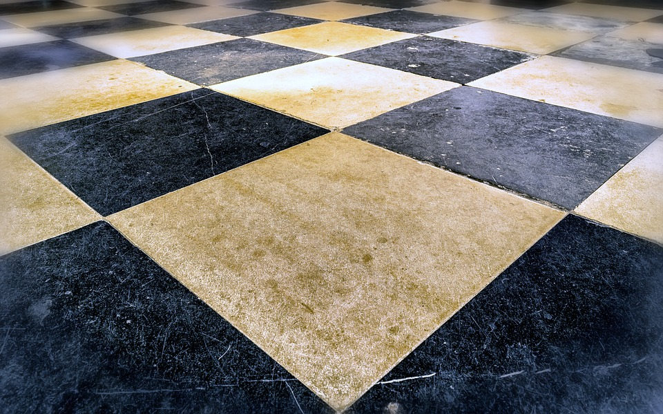 The Easiest Way To Clean Dirty Tile Floors Worthview